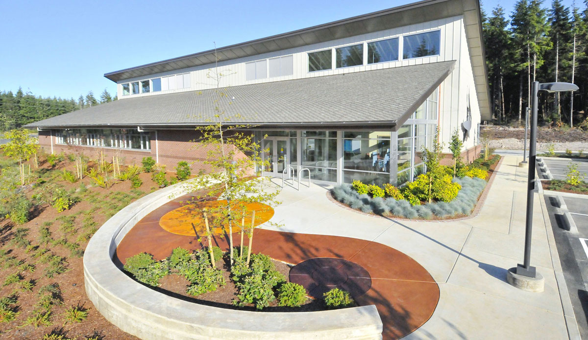 Oregon Coast Community College | DLA Design